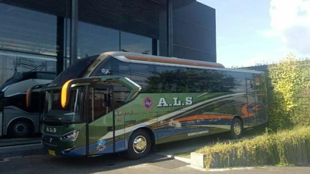 PO ALS Rilis Bus Baru Lagi, Kini Berbodi Laksana