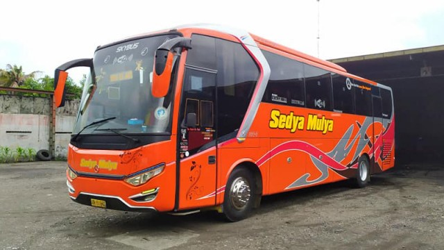 Hindari Corona, PO Sedya Mulya Hentikan Operasi Bus ke Jakarta dan Denpasar