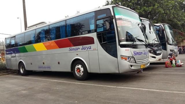 PO Sinar Jaya Membuka Layanan Jam Pagi Rute Baru Bogor-Wonogiri
