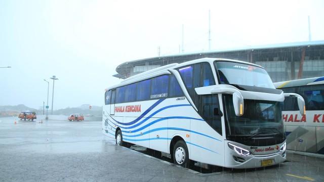 Mau Naik Bus ke Sumatra? Tak Perlu Ikut Rapid Test