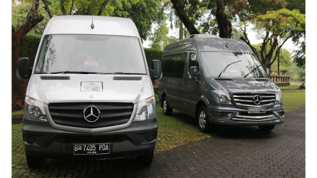 Mercedes Benz Sprinter >> Mercedes Benz Kembali Perkenalkan Van Sprinter Bus And