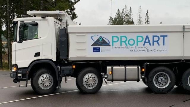 Scania Uji Truk Otonom Di Jalan, Hasilnya Akurat!