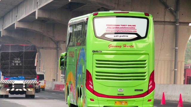 PO Bus AKAP Ganti Mesin Besar, Karena Mesin Kecil Kerap Jebol Di Tol