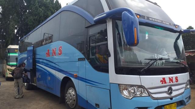 Bus ANS Jurusan Sumatra Barat Beri Diskon Tarif Tiket Hingga Rp 75.000