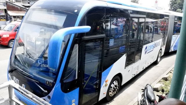 Waspada Corona, Ini Regulasi Transjakarta Per 23 Maret