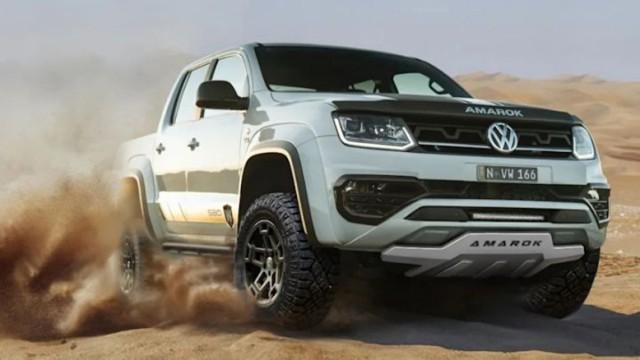 VW Amarok Menjadi Lebih Sakti Di Medan Off-road Di Tangan Eks Pabrikan Holden