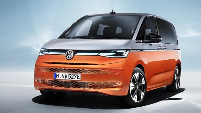 Volkswagen T7 Multivan Akan Dipasarkan 2022