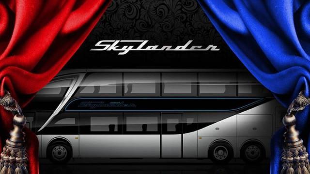Karoseri New Armada Siap Pamerkan Bus Double Decker Teranyar di 2019