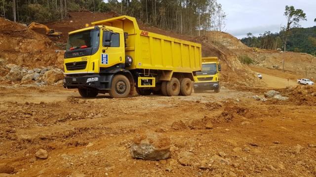 Dump Truck :  Tulang Punggung Infrastruktur Yang Lahir Di Masa Perang