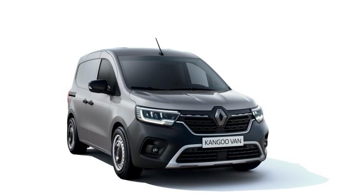 Renault Kenalkan Versi Terbaru Keluarga Van Kangoo