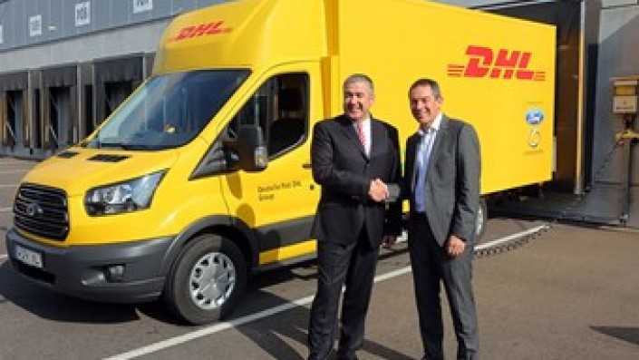 DHL Hadirkan Van Bertenaga Listrik untuk Pengantaran Barang di Australia
