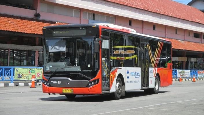 Transjakarta Perbaiki Fitur Pembelian Tiket Royaltrans Di Aplikasi TIJE