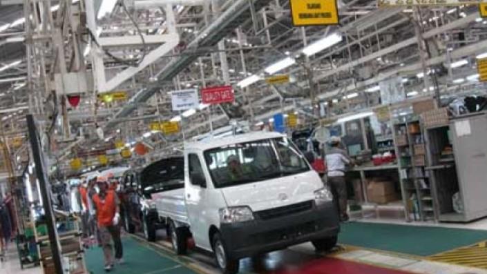 Daihatsu Turunkan Produksi 40 % Antipasi Overstok