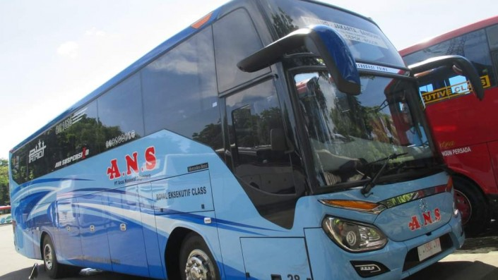PO ANS Operasikan Bus Royal Executive Class, Berapa Tiketnya?