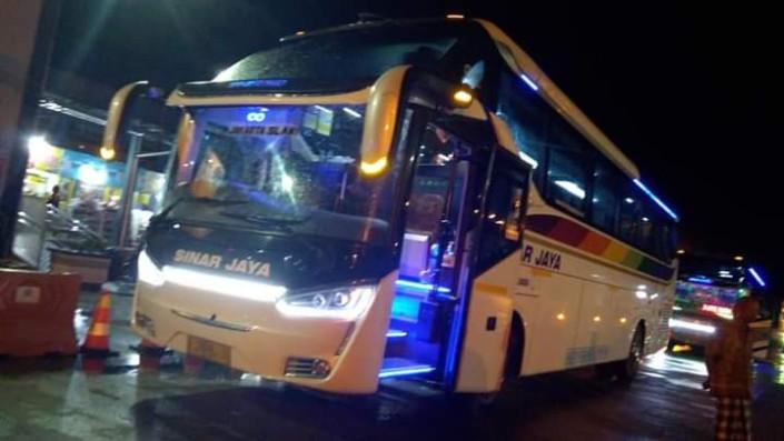 Naik Bus Dari Terminal Slawi, Ternyata Tanpa Surat Tes Covid