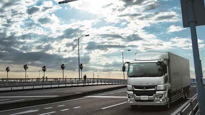 Kolaborasi Sistem Keselamatan Pada Kendaraan Komersial