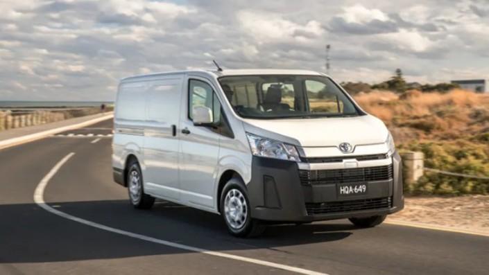 Mulai Bulan Depan, Toyota HiAce Di Austalia Hanya Menjual Warna Putih