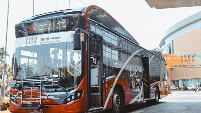 Suroboyo Bus Siap Kedatangan Unit Baru dari Laksana