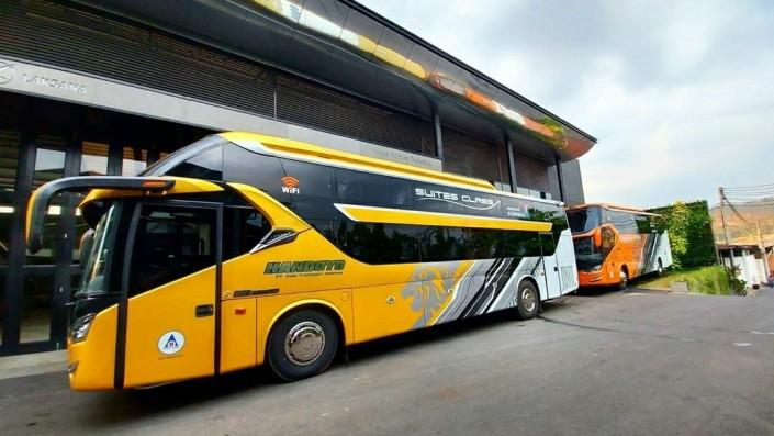 PO Handoyo Rilis Bus Suites Class dan Social Distancing, Ini Trayek dan Ongkosnya
