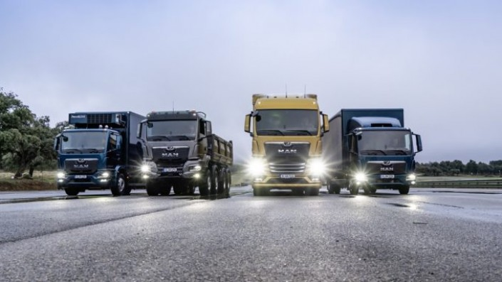 MAN Trucks & Bus Luncurkan Empat Truk Generasi Terbaru dengan 8 Pilihan Kabin