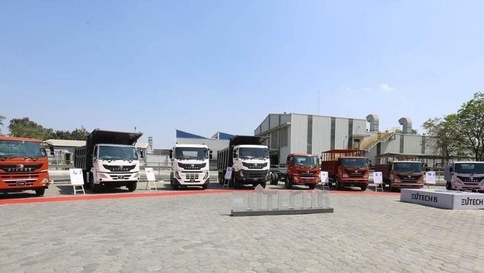 Volvo-Eicher Luncurkan Truk dan Bus Terbaru Berstandar Euro 6