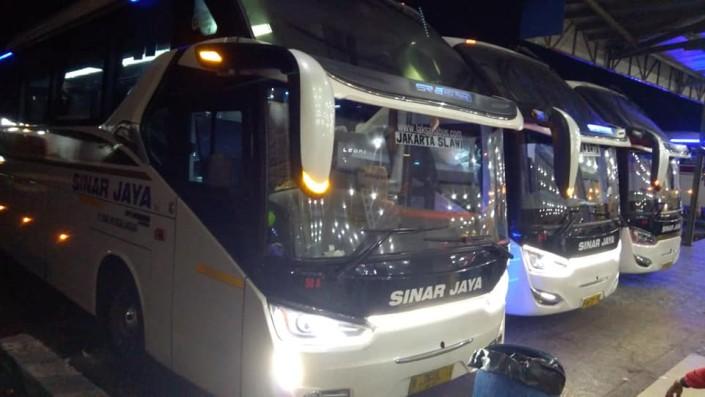 Ini Rasanya Mencoba Armada Baru PO Sinar Jaya, Rute Slawi-Jakarta