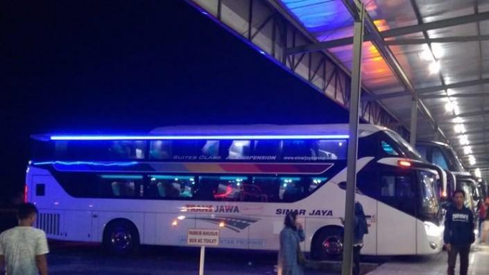 Catat Nih, Layanan Bus Suites Class PO Sinar Jaya Di Akhir Tahun