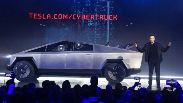 Video:Tesla Cybertruck Lebih Besar Dari Ford F150 Raptor