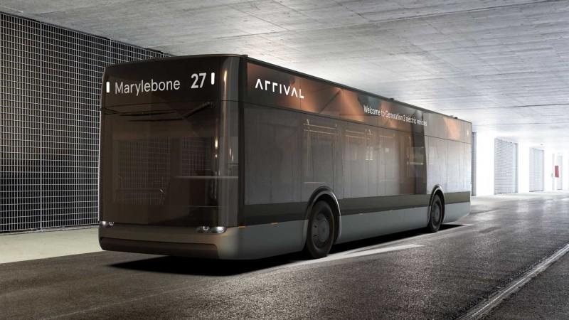 Arrival Kenalkan Cara Baru Produksi Kendaraan Komersial EV ...