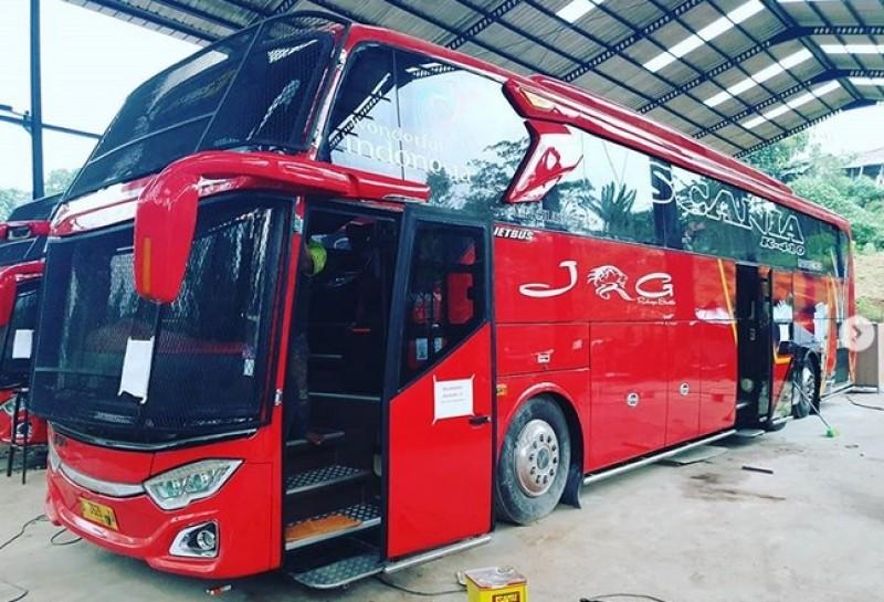 Ternyata Ada Bus Social Distancing Di Aceh Paling Mewah Bus And Truck Indonesia
