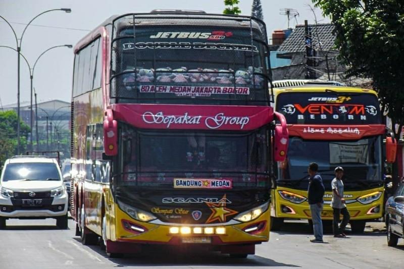 Po Sempati Star Punya Rute Bus Tingkat Terjauh Di Indonesia Bus And Truck Indonesia